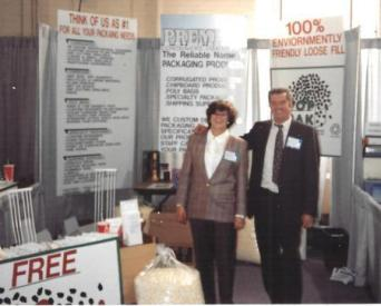 Our First Trade Show!